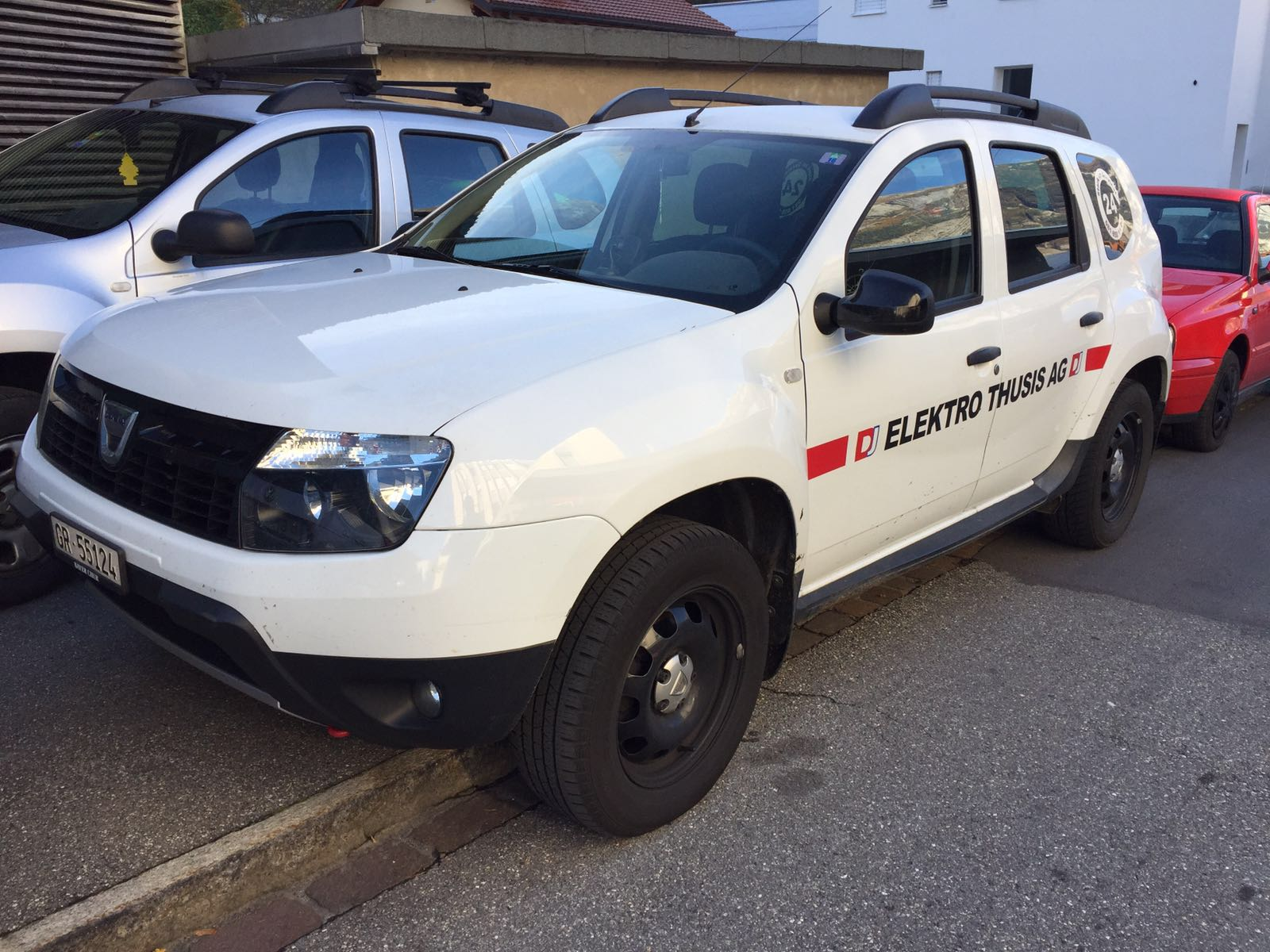 Dacia Duster 1.6 Destination 4x4
